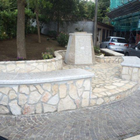 Piazzetta dedicata a San sabino